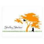 Shelby Shelter Postcards