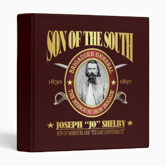 Shelby (SOTS2) 3 Ring Binder