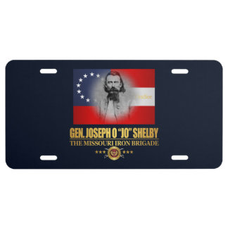 Shelby (Southern Patriot) License Plate