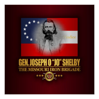 Shelby (Southern Patriot) Poster