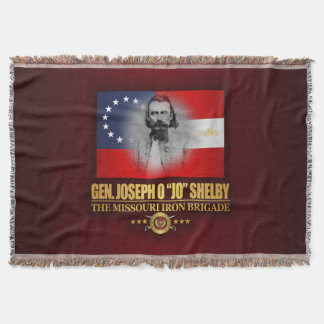 Shelby (Southern Patriot) Throw Blanket
