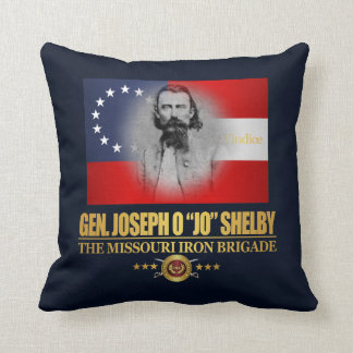 Shelby (Southern Patriot) Throw Pillow