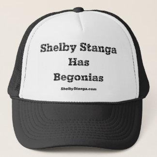 Shelby Stanga Has Begonias Cap