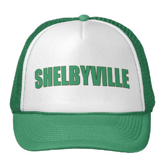 shelbyville indiana hat