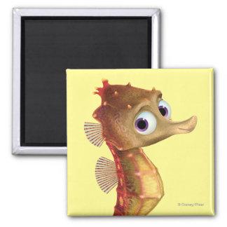 Sheldon 2 2 inch square magnet