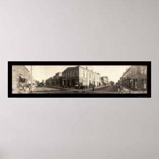Sheldon, IA Photo 1907 Print