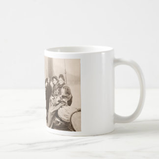Sheldon Jackson U.S.S. Bear Mug Taza Básica Blanca