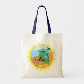 Sheldon on the Beach Tote Bag