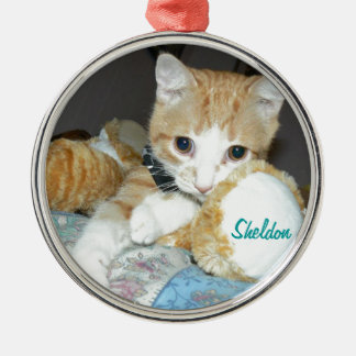 sheldon ornament ribbon