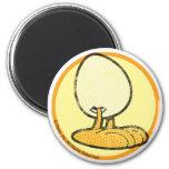 Sheldon the Egg Magnet