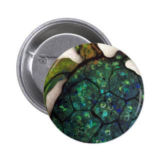 Sheldon the Sea turtle 2 Inch Round Button