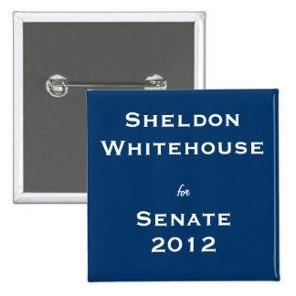 Sheldon Whitehouse for Senate Button