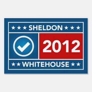 Sheldon Whitehouse Yard Sign