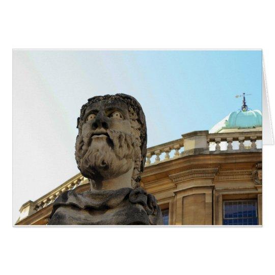 sheldonian Theater Oxford Card