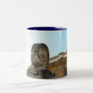 sheldonian Theater Oxford Two-Tone Coffee Mug