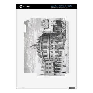 Sheldonian Theatre, Oxford, from 'Oxonia Illustrat iPad 3 Decal