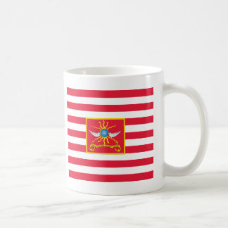 Sheldon's Horse Flag (2nd Light Dragoons) Coffee Mug