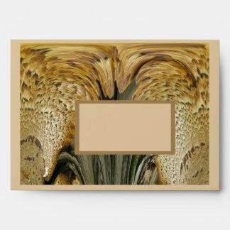 Shelf Fungus Abstract Envelope
