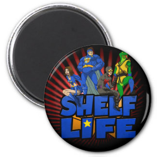 Shelf Life Magnet