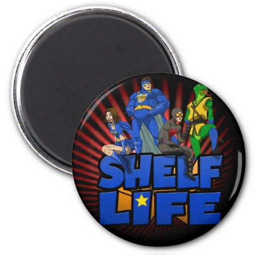 Shelf Life Magnet