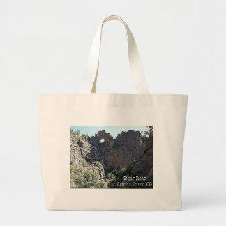 Shelf Road Jumbo Tote Bag