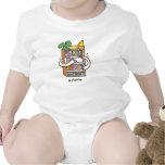 ¡Shelfie para su bebé! Camiseta