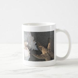 Shell and Starfish Coffee Mug