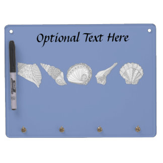 Shell Art - Choose Your Color Dry Erase Board