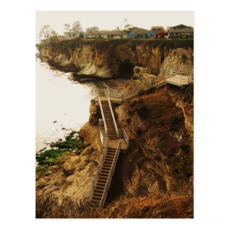 Shell Beach Postcard