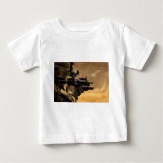 Shell Casing Fired from an M-4 Rifle Tee Shirt