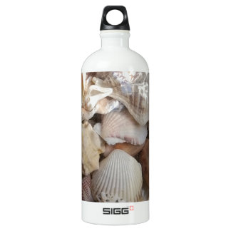 Shell Collection Aluminum Water Bottle