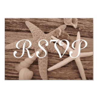 Shell Collection RSVP cards