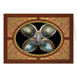 Shell - Conchology - Devine Pearlescence Card
