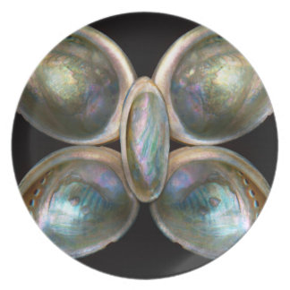 Shell - Conchology - Devine Pearlescence Plate