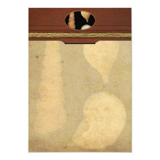 Shell - Conchology - Shells Card