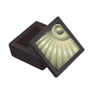 Shell de la repetición caja de recuerdo de calidad