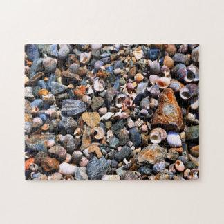 Shell desconcierta puzzle