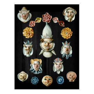 Shell faces postcard