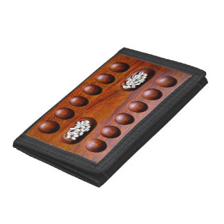 Shell Game Board Design Wallet