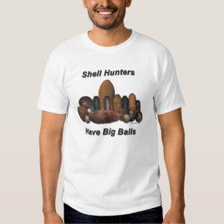 Shell Hunters Have Big Balls T Shirt