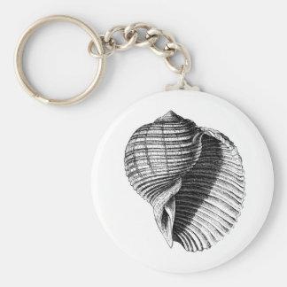 Shell Key Chain