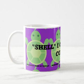 Shell le consigo un poco de café Taza de café