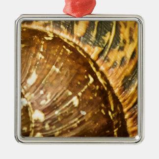 Shell Metal Ornament
