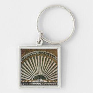 Shell mosaic, Insula II Building I 130-150 AD Keychain