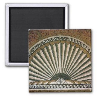 Shell mosaic, Insula II Building I 130-150 AD Magnet