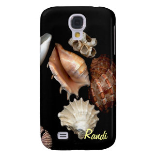 Shell No. 15 Samsung Galaxy S4 Cover