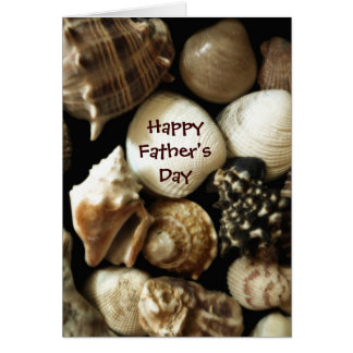 Shell Of A Great Dad Card