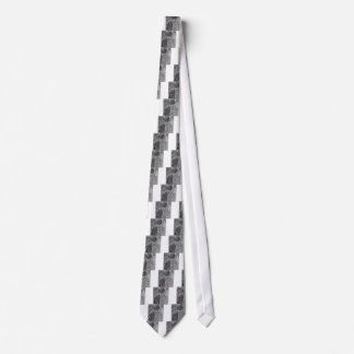 Shell of a Man Tie
