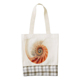 Shell Of Life Zazzle HEART Tote Bag