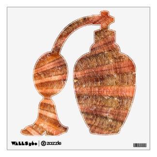 Shell Perfume Wall Decal